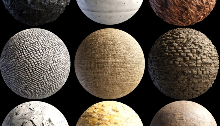 Material Pack – 05 from Julio Sillet 3D Art