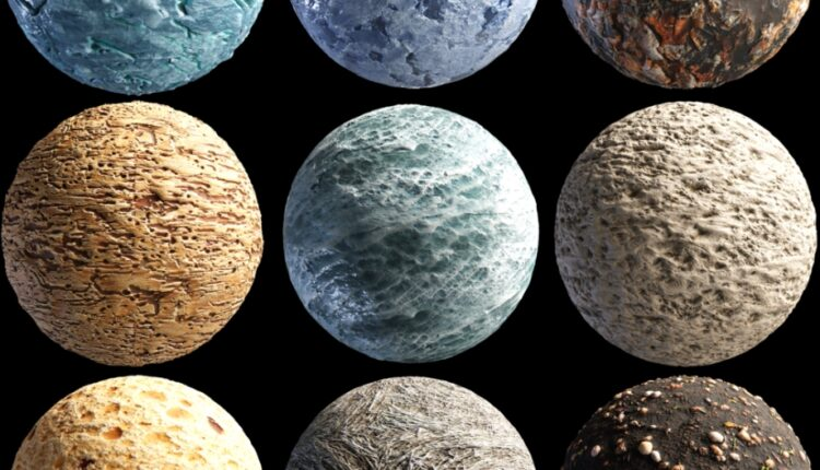 Material Pack – 06 from Julio Sillet 3D Art