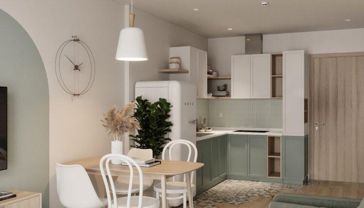 3D Interior Apartment 154 Scene File 3dsmax By VuDucThien 1