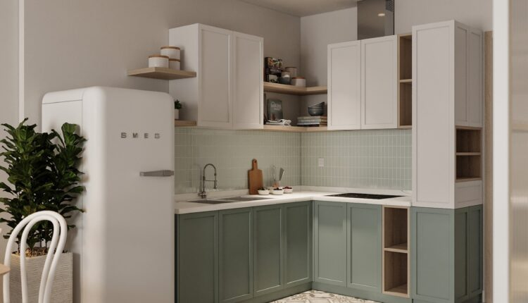 3D Interior Apartment 154 Scene File 3dsmax By VuDucThien 12