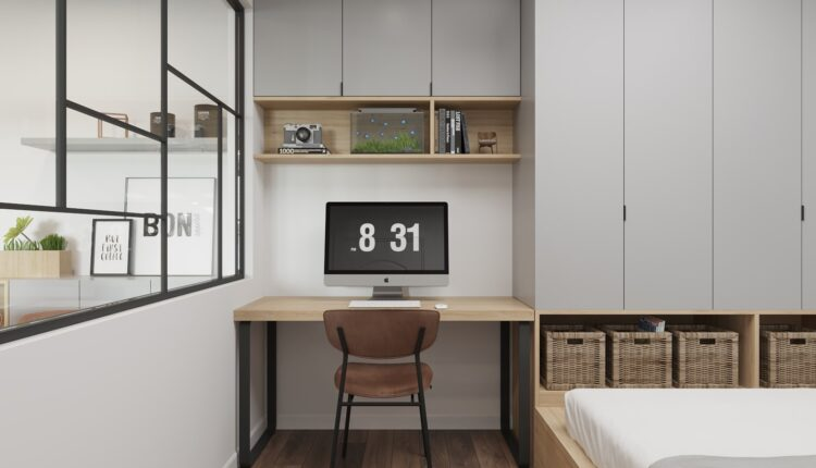 3D Interior Apartment 155 Scene File 3dsmax By NguyenHuyCuong 2