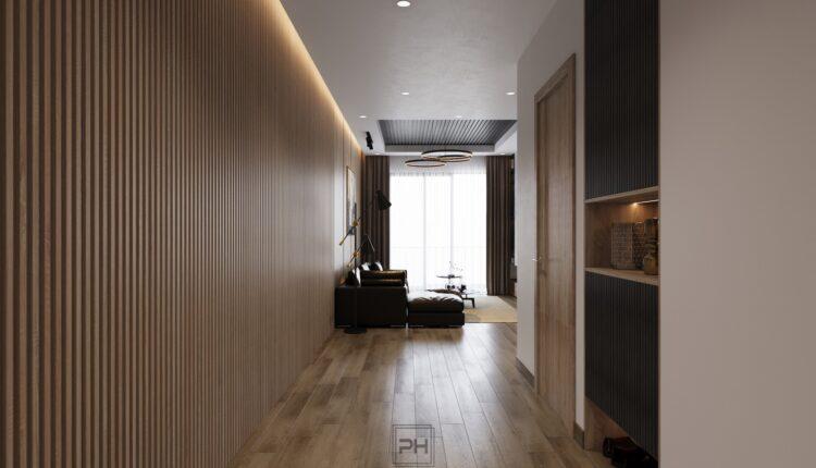 3D Interior Kitchen – Livingroom 141 Scene 3dsmax By Pham Hung 4