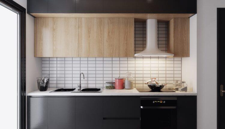 3D Interior Kitchen – Livingroom 145 Scene 3dsmax By LeVietDung 7