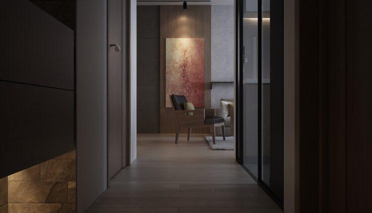3D Interior Kitchen – Livingroom 150 Scene 3dsmax By NguyenTung 5
