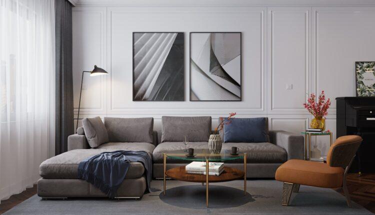 3D Interior Kitchen – Livingroom 151 Scene 3dsmax Free Download 1