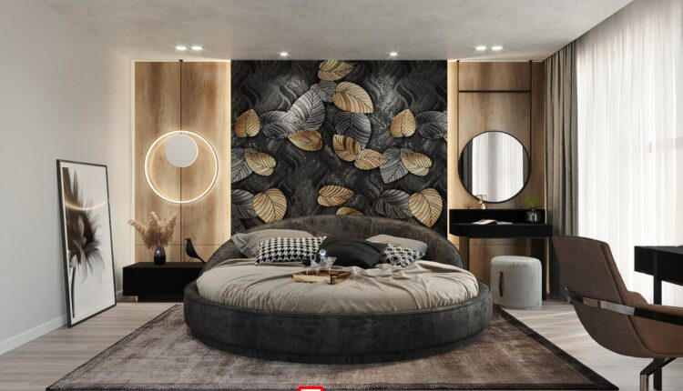 3D Interior Scenes File 3dsmax Model Bedroom 373 By ‎NguyenNgocTung 1