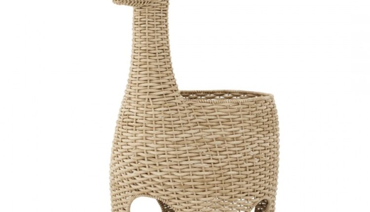 Free 3D Model Wicker Basket share by Kate White (4)