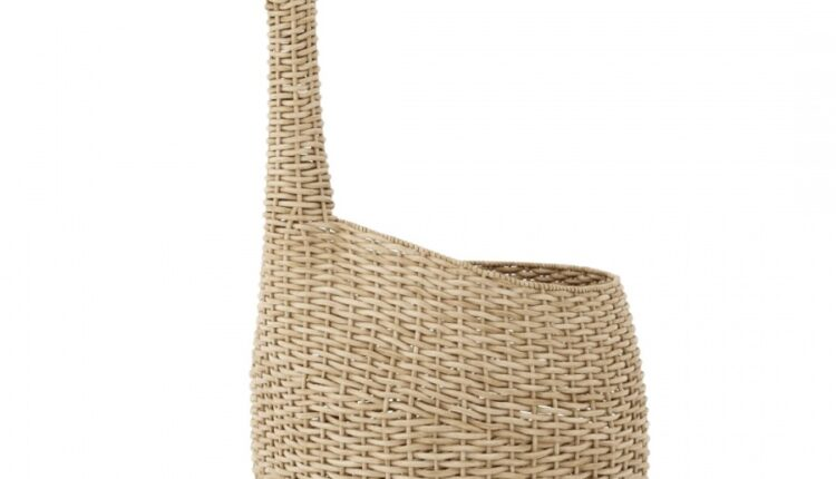 Free 3D Model Wicker Basket share by Kate White (5)
