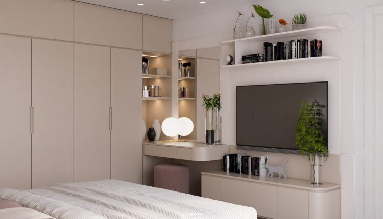 3D Interior Apartment 168 Scene File 3dsmax By Long Dinh 7