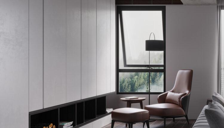 3D Interior Scene File 3dsmax Model Livingroom 454 By Quan Xien 2