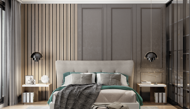 3D Interior Scenes File 3dsmax Model Bedroom 376 By Dinh Huy