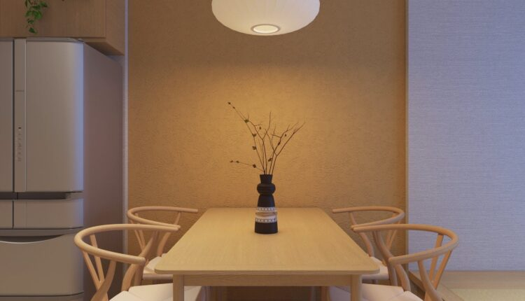3D Japan Interior Style Apartment 161 Scene File 3dsmax By Duy Nguyen (3)