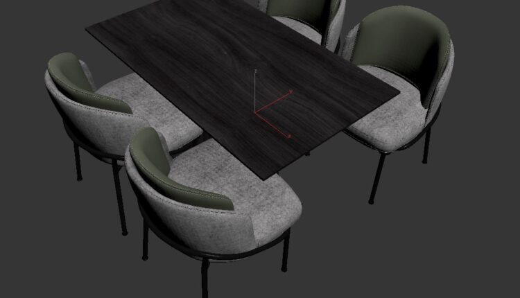 3D Model Lindos – G72 Chair Free download