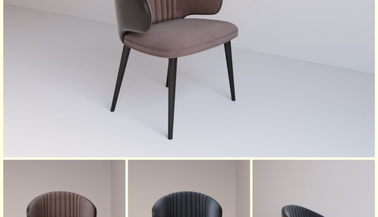 3D Model Povil Chair Free download
