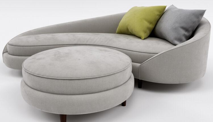 3D Model Sofa 221 Free Download (2)
