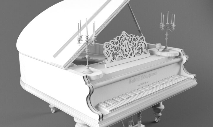3d model Royal piano 21 free download (1)