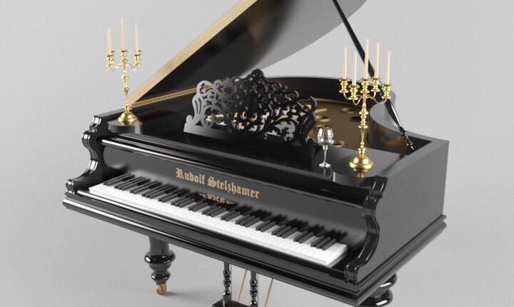 3d model Royal piano 21 free download (3)