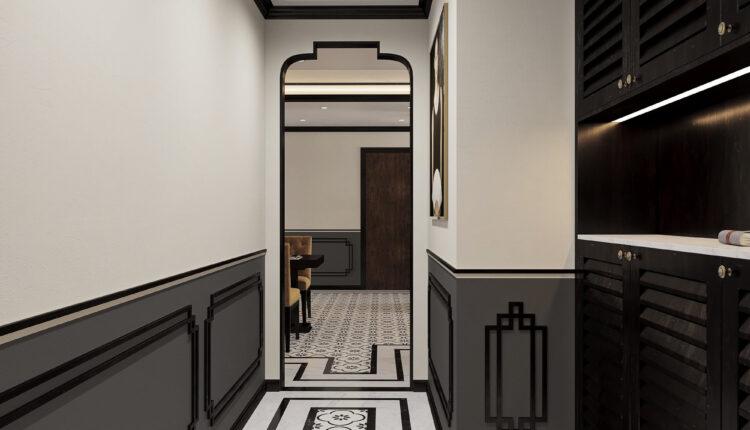 Free 3D Interior Scene Share 146 by Tien Baoo 4