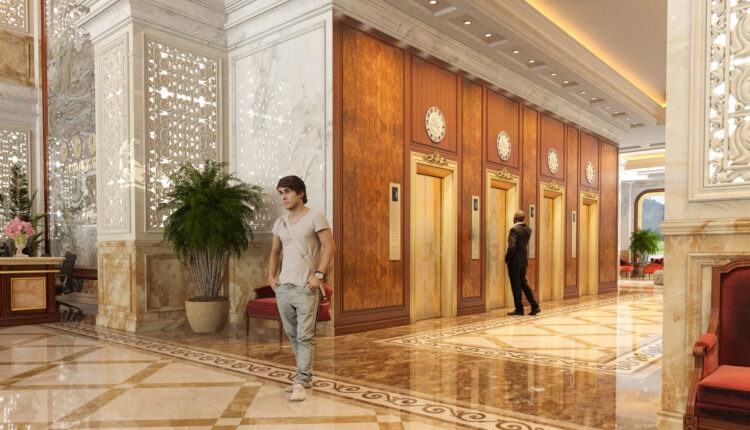 Reception Hall 3d Model Free Download 92 by Tuan Anh