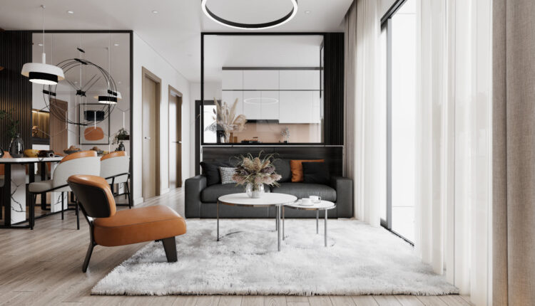3D Interior Apartment 197 Scene File 3dsmax By Phan Thanh Duong 1