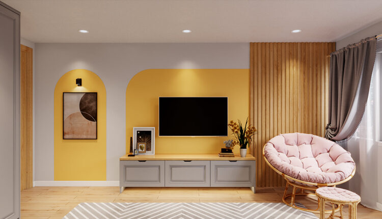 3D Interior Apartment 198 Scene File 3dsmax By Nguyem Van Son 2