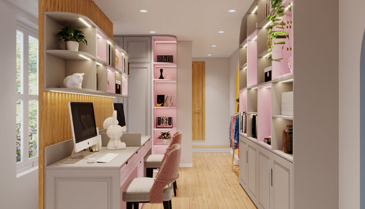 3D Interior Apartment 198 Scene File 3dsmax By Nguyem Van Son 6