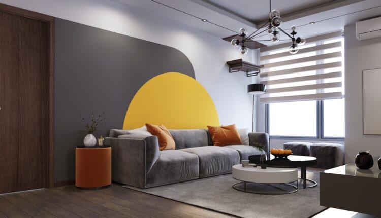 3D Interior Kitchen – Livingroom 191 Scene 3dsmax By Thanh Nguyen 4