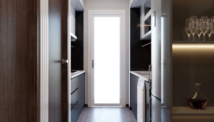 3D Interior Kitchen – Livingroom 191 Scene 3dsmax By Thanh Nguyen 6