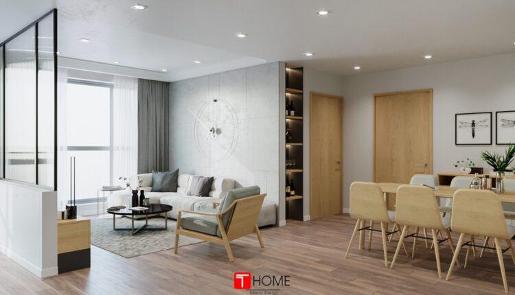 3D Interior Kitchen – Livingroom 193 Scene 3dsmax By Nguyen Ngoc Tung 5