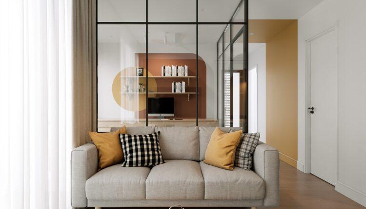3D Interior Kitchen – Livingroom 195 Scene 3dsmax By Duc Nguyen 5