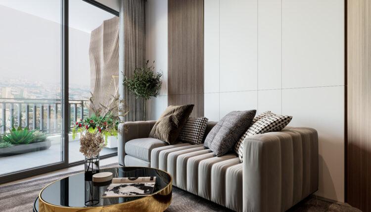 3D Interior Kitchen – Livingroom 198 Scene 3dsmax By Tuan An 6
