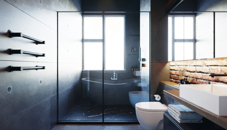 3D Interior WC Scenes File 3dsmax By VietHoang Free Download