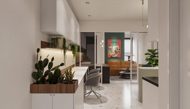 3d Interior Office Room 39 Scene File 3dsmax Model By Vu Duc Thien 2