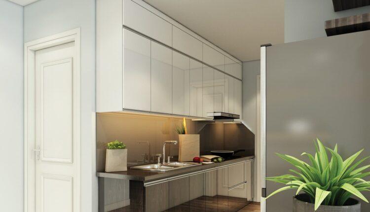 3D Interior Kitchen – Livingroom 210 Scene 3dsmax By Huy Hieu Lee 4