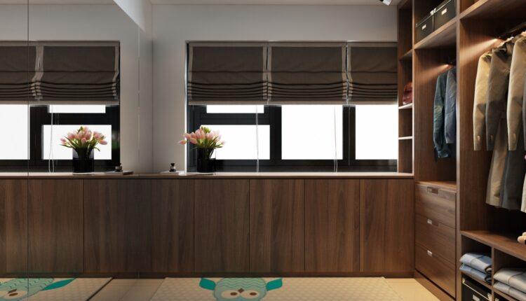 3D Interior Scene File 3dsmax Model Dressingroom Free Download 2