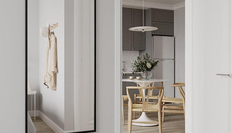 3D Interior Scenes File 3dsmax Model Scandinavian by Nguyen Xuan Tung 10
