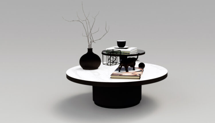 Luxury coffee table 3D models 58 Free download