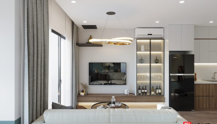 3D Interior Apartment 212 Scene File 3dsmax By Hoang Thoa 5