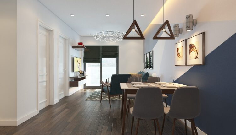 3D Interior Apartment 214 Scene File 3dsmax By Huy Hieu Lee 3