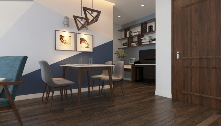 3D Interior Apartment 214 Scene File 3dsmax By Huy Hieu Lee 4