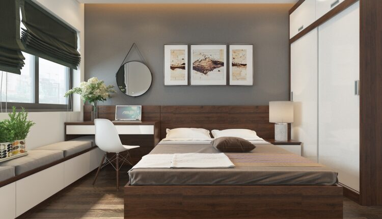 3D Interior Apartment 214 Scene File 3dsmax By Huy Hieu Lee 9