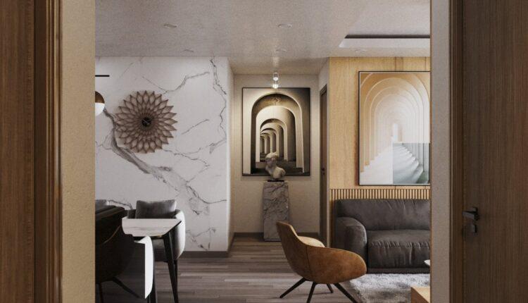 3D Interior Apartment 217 Scene File 3dsmax By Tu Anh 5