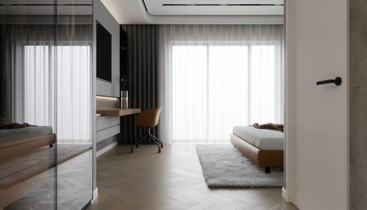 3D Interior Kitchen – Livingroom 233 Scene 3dsmax By Nguyen Ngoc Tung 6
