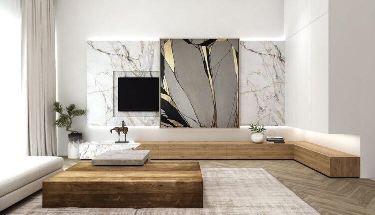 3D Interior Kitchen – Livingroom 234 Scene 3dsmax By Tu Le 6