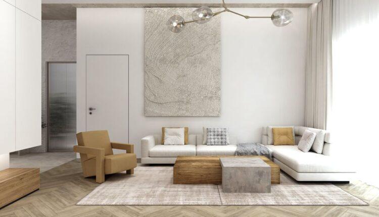 3D Interior Kitchen – Livingroom 234 Scene 3dsmax By Tu Le 8