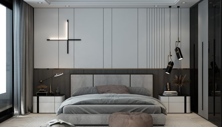 3D Interior Scenes File 3dsmax Model Bedroom 531 By Huy Hieu Lee