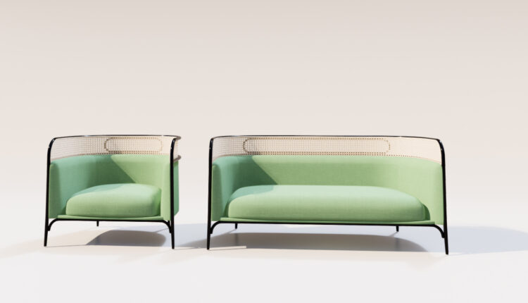 3D Model Indochine Sofa Set 242 By Duc Hai Free Download