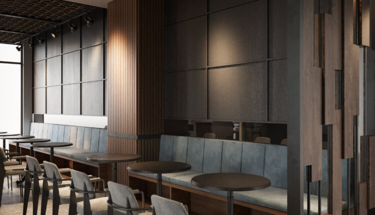 3D Model Interior Coffee 81 Scenes File 3dsmax By Nguyen Vinh 2