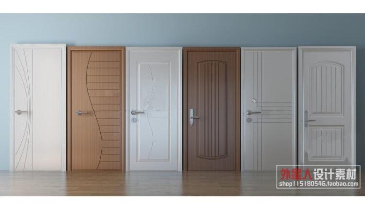 3d Door Model 91 Free Download