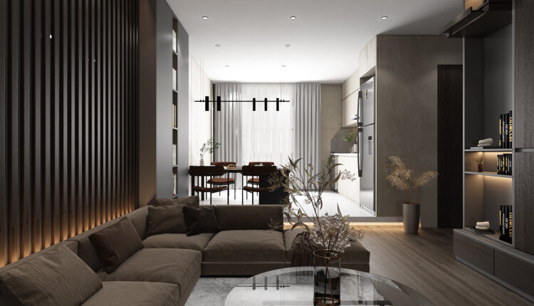 3D Interior Apartment 231 Scene File 3dsmax By Phu Nguyen 1